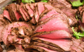 Organic roasted tenderloin